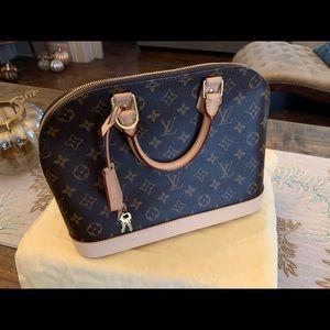 Brand New Louis Vuitton Alma PM